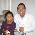 Stephen Haddad and Artificial Eye Patient
