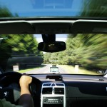 Driving with Prosthetic Eye